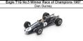 ◎予約品◎ Eagle T1G No.5 Winner Race of Champions 1967 Dan Gurney