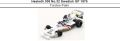 ◎予約品◎ Hesketh 308 No.32 Swedish GP 1975 Torsten Palm