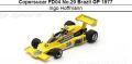 ◎予約品◎ Copersucar FD04 No.29 Brazil GP 1977  Ingo Hoffmann