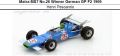 ◎予約品◎ Matra MS7 No.26 Winner German GP F2 1969  Henri Pescarolo