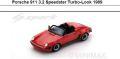 ◎予約品◎Porsche 911 3.2 Speedster Turbo-Look 1989
