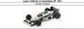 ◎予約品◎ Lotus 102B No.12 Australian GP 1991 Johnny Herbert