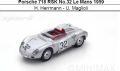 ◎予約品◎ Porsche 718 RSK No.32 Le Mans 1959  H. Herrmann - U. Maglioli
