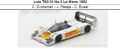 ◎予約品◎ Lola T92/10 No.3 Le Mans 1992  C. Zwolsman - J. Pareja - C. Euser