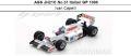 ◎予約品◎ AGS JH21C No.31 Italian GP 1986  Ivan Capelli