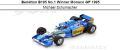 ◎予約品◎ Benetton B195 No.1 Winner Monaco GP 1995  Michael Schumacher