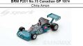 ◎予約品◎ BRM P201 No.15 Canadian GP 1974  Chris Amon