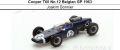 ◎予約品◎ Cooper T60 No.12 Belgian GP 1963  Joakim Bonnier
