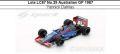 ◎予約品◎ Lola LC87 No.29 Australian GP 1987  Yannick Dalmas