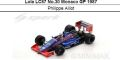 ◎予約品◎Lola LC87 No.30 Monaco GP 1987  Philippe Alliot