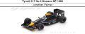 ◎予約品◎ Tyrrell 017 No.3 Monaco GP 1988  Jonathan Palmer