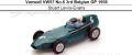 ◎予約品◎ Vanwall VW57 No.6 3rd Belgian GP 1958  Stuart Lewis-Evans