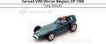 ◎予約品◎ Vanwall VW5 Winner Belgium GP 1958  Tony Brooks
