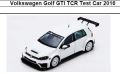◎予約品◎ Volkswagen Golf GTI TCR Test Car 2016