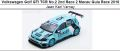 ◎予約品◎ Volkswagen Golf GTI TCR No.2 2nd Race 2 Macau Guia Race 2016  Jean Karl Vernay