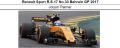 ◎予約品◎1/18 Renault Sport F1 Team No.30 Bahrain GP 2017 R.S.17 Renault   Jolyon Palmer