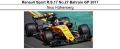 ◎近日入荷予約品◎1/18 Renault Sport F1 Team No.27 Bahrain GP 2017 R.S.17 Renault   Nico Hulkenberg