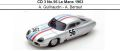◎予約品◎ CD 3 No.56 Le Mans 1963  A. Guilhaudin - A. Bertaut