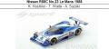 ◎予約品◎ Nissan R88C No.23 Le Mans 1988  K. Hoshino - T. Wada - A. Suzuki