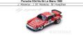 ◎予約品◎ Porsche 934 No.94 Le Mans 1980  J. Almeras - J.-M. Almeras - M. Hoepfner