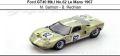 ◎予約品◎ Ford GT40 Mk.I No.62 Le Mans 1967  M. Salmon - B. Redman
