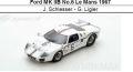 ◎予約品◎ Ford MK IIB No.6 Le Mans 1967  J. Schlesser - G. Ligier