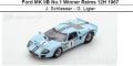◎予約品◎ Ford MK IIB No.1 Winner Reims 12H 1967  J. Schlesser - G. Ligier