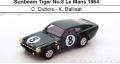 ◎予約品◎Sunbeam Tiger No.8 Le Mans 1964  C. Dubois - K. Ballisat