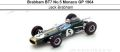 ◎予約品◎ Brabham BT7 No.5 Monaco GP 1964   Jack Brabham