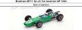 ◎予約品◎ Brabham BT11 No.22 3rd Austrian GP 1964  Bob Anderson