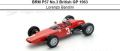 ◎予約品◎ BRM P57 No.3 British GP 1963  Lorenzo Bandini