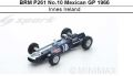 ◎予約品◎ BRM P261 No.10 Mexican GP 1966  Innes Ireland