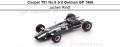 ◎予約品◎ Cooper T81 No.8 3rd German GP 1966  Jochen Rindt