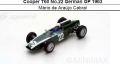 ◎予約品◎ Cooper T60 No.22 German GP 1963  Mario de Araujo Cabral