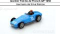 ◎予約品◎ Gordini T32 No.32 French GP 1956  Hermano da Silva Ramos