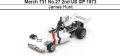 ◎予約品◎ March 731 No.27 2nd US GP 1973 James Hunt