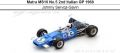 ◎予約品◎ Matra MS10 No.5 2nd Italian GP 1968  Johnny Servoz-Gavin