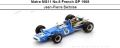 ◎予約品◎ Matra MS11 No.6 French GP 1968  Jean-Pierre Beltoise