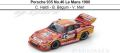 ◎予約品◎ Porsche 935 No.46 Le Mans 1980  C. Haldi - B. Beguin - V. Merl