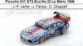 ◎予約品◎Porsche 911 GT2 Evo No.55 Le Mans 1996  J.-P. Jarier - J. Pareja - D. Chappell
