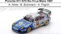 ◎予約品◎Porsche 911 GT2 No.74 Le Mans 1997  A. Ahrle - B. Eichmann - A. Pilgrim