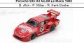 ◎予約品◎ Porsche 935 K3 No.69 Le Mans 1980  B. Akin - P. Miller - R. Kent-Cooke