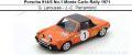 ◎予約品◎ Porsche 914/6 No.1 Monte Carlo Rally 1971  G. Larousse - J.-C. Perramond