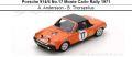 ◎予約品◎ Porsche 914/6 No.17 Monte Carlo Rally 1971  �・. Andersson - B. Thorszelius