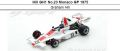 ◎予約品◎ Hill GH1 No.23 Monaco GP 1975  Graham Hill