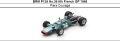 ◎予約品◎ BRM P126 No.36 6th French GP 1968  Piers Courage