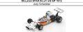 ◎予約品◎ McLaren M19A No.21 US GP 1972 Jody Scheckter