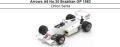 ◎予約品◎ Arrows A6 No.30 Brazilian GP 1983 Chico Serra