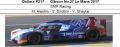 ◎予約品◎ Dallara P217 ‐ Gibson No.27 Le Mans 2017  SMP Racing M. Aleshin - S. Sirotkin - V. Shaytar