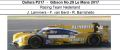 ◎予約品◎ Dallara P217 ‐ Gibson No.29 Le Mans 2017  Racing Team Nederland  J. Lammers - F. van Eerd - R. Barrichello